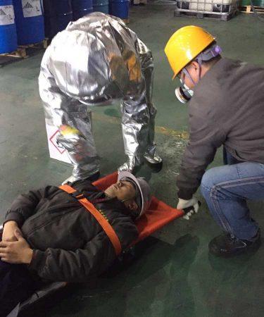 Risk-coping-simulation-training